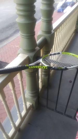 Wilson npro open X tennis racket for Sale in Camden, NJ