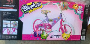 Shopkins Children's Bicycle for Sale in Accokeek, MD