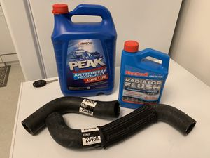Radiator and coolant hoses for Sale in Seattle, WA