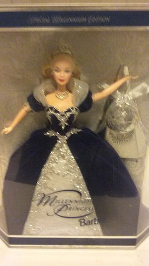 Millennium Princess Barbie masterpiece collectables llc verified.. open to offers for Sale in Fort Lauderdale, FL