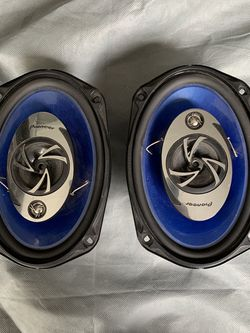 Pioneer Speakers 6x9 350W for Sale in Vancouver,  WA