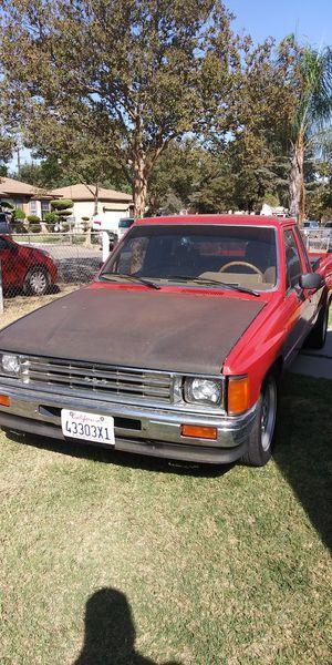 86 Toyota pick up for Sale in San Bernardino, CA