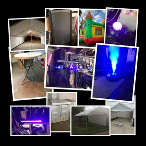 Party rentals for Sale in Pico Rivera, CA