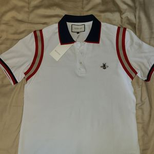 Mens Authentic Gucci Polo Shirt for Sale in Vallejo, CA