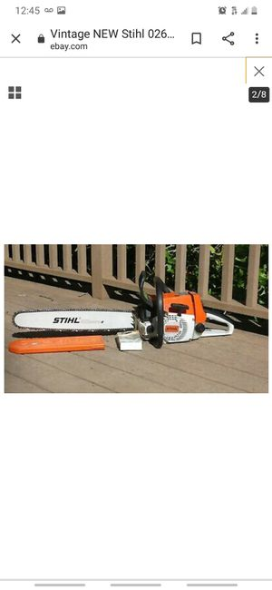 In need of 24 plus inch saws read for Sale in Piedmont, SC