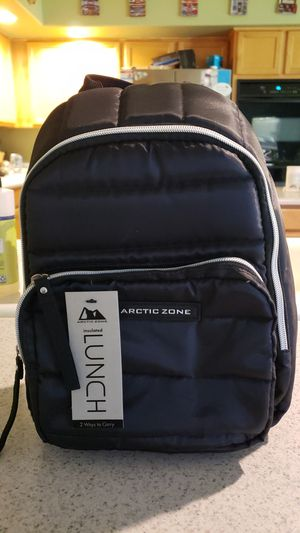 "Arctic Zone insulated lunch 12"" backpack for Sale in Peoria, AZ"