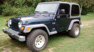 2005 jeep wrangler x for Sale in Marion, NC