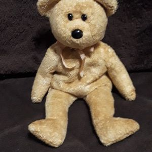 TY Beanie Baby Bear Cashew NO tag for Sale in Boca Raton, FL
