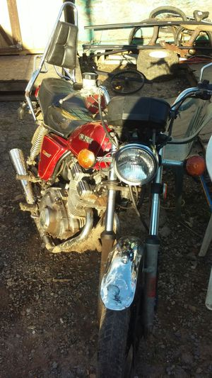 It is a Suzuki Gs 250cc motorcycle for Sale in Wrightsville, PA