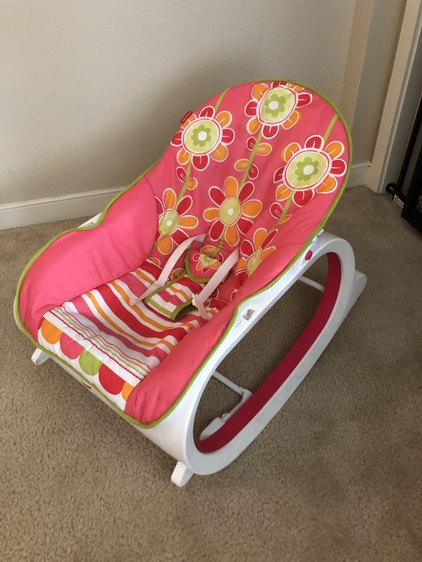 Fisher Price Infant-to-Toddler Rocker Chair