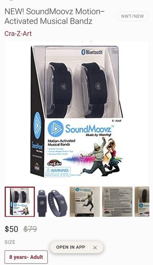 Sound moovz musical band for Sale in Eagle Mountain, UT