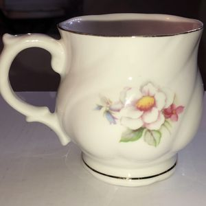 Tea Fine Bone China Made In England , Colorful Flowers Tea Cup for Sale in Phoenix, AZ