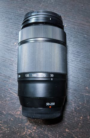 Fujifilm XC 50-230mm f5-6.7 telephoto camera lens xt3 xt30 xt20 xh1 for Sale in San Diego, CA
