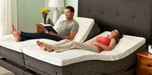 Feet & Head Adjustable Bed for Sale in Old Town Manassas, VA