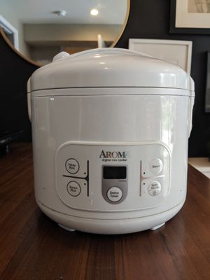 Rice Cooker and steamer for Sale in San Francisco, CA
