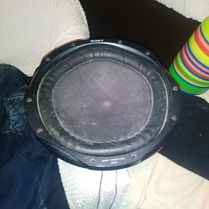 "Sony 12"" subwoofer for Sale in St. Louis, MO"