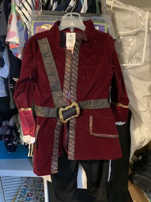 Disney Captain Hook toddler costume - 3 for Sale in Auburn, WA