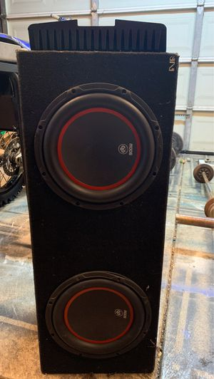 """DB 10"""" dual voice coil subwoofers for Sale in Stockton, CA"""
