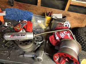 Xr50 exhaust for Sale in Fontana, CA