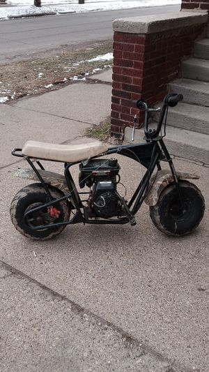 Mini bike for Sale in Detroit, MI