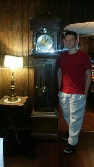 Antique Grandfather clock circa 1950's for Sale in Cicero, IL