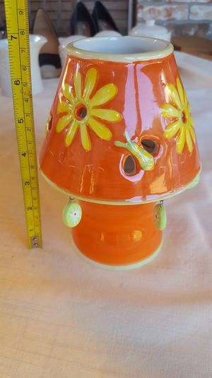 Candle holder mini lamp for Sale in Pasadena, TX