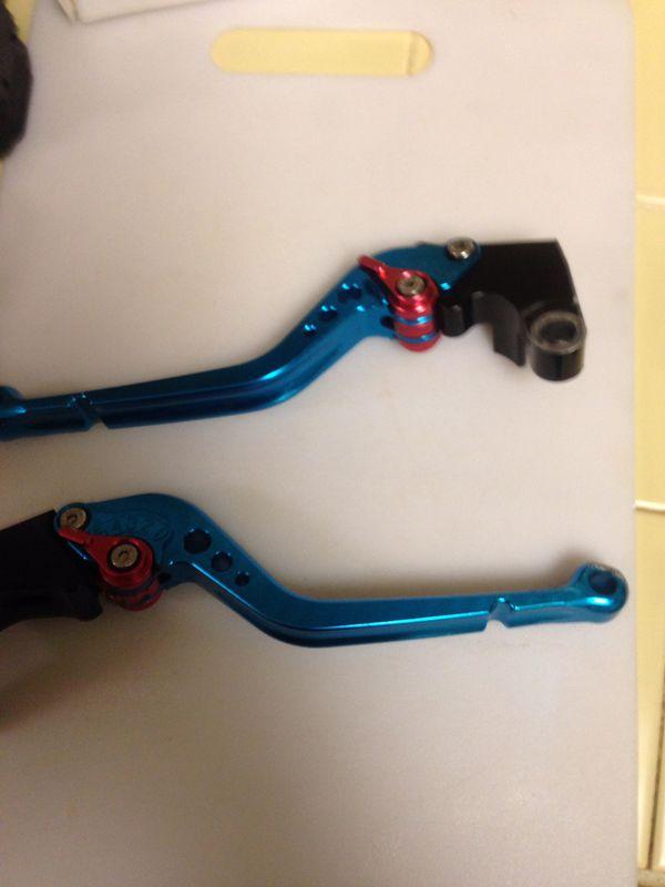 Nice pair of levers