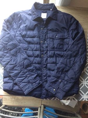 Gap Quilted Jacket / Coat (Navy Blue) size small Men's or Women's for Sale in Gaithersburg, MD