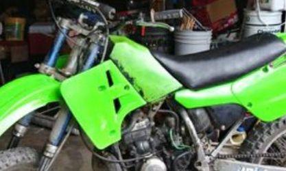 1989 Kawasaki KX 250 (Pending) for Sale in Seattle,  WA