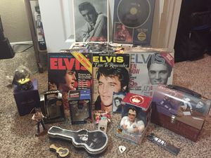 Elvis Memorabilia for Sale in Round Rock, TX