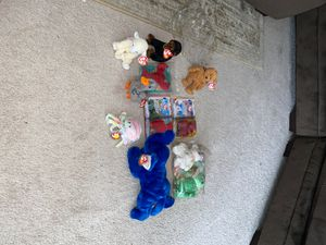 Rare Beanie Babies for Sale in Silver Spring, MD