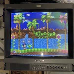 Sony PVM-1954Q HR Trinitron Retro Gaming Monitor for Sale in South Gate, CA