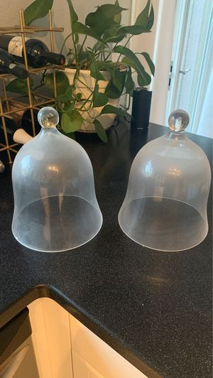 Antique glass cloches for Sale in Phoenix, AZ