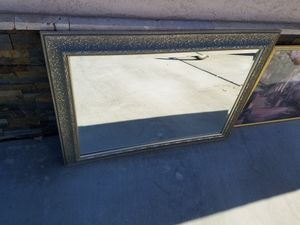 Silver mirror for Sale in Henderson, NV