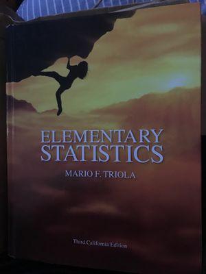Elementary Statistic for Sale in La Puente, CA