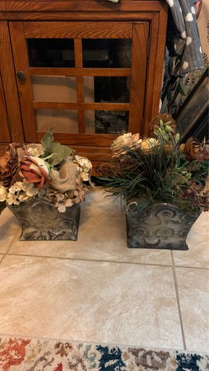 Flower Pots - Name your price for Sale in North Richland Hills, TX