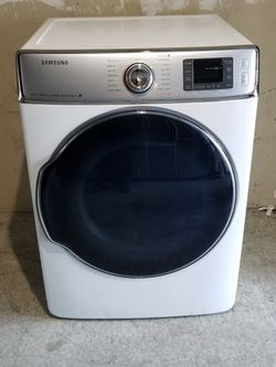 Huge Capacith Samsung Dryer With Whirlpool Washer for Sale in Portland,  OR