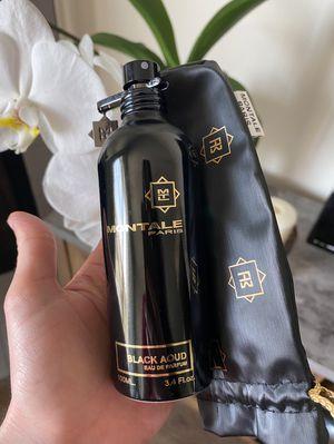 Montale Black Aoud by Montale, 3.4 oz EDP Spray for Men/Women for Sale in Santa Monica, CA