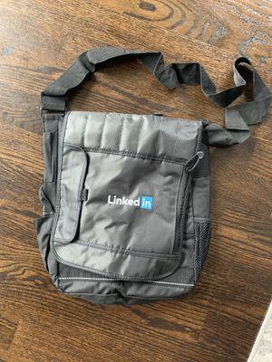 LinkedIn messenger bag for Sale in Chicago, IL