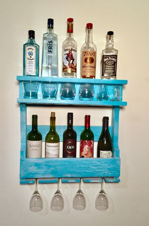 Bar, Home, Wall Mount, Reclaim for Sale in Traverse City, MI