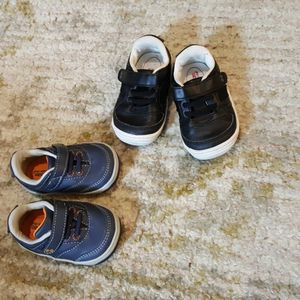 Toddler Size 2 And 3 Shoes for Sale in Arlington, WA