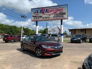 2017 Honda Accord for Sale in Houston, TX