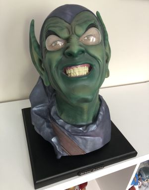 Dynamic Forces Green Goblin Bust for Sale in Fuquay-Varina, NC