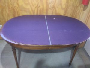 Oakwood cherry table for Sale in Savannah, GA