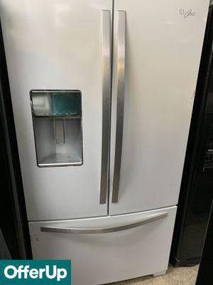 Whirlpool Refrigerator Fridge Bottom zer French Door 3-Door #774 for Sale in Melbourne, FL