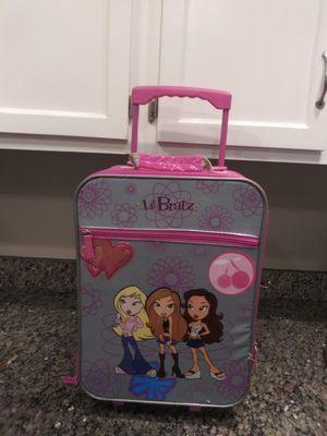 Lil' Bratz Pink Kids Rolling Travel Bag for Sale in Gaithersburg, MD