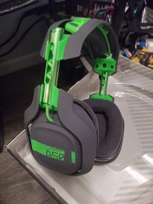 Astro 50 gamer headphones with mic for Sale in Spring Valley, CA