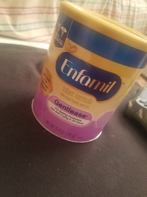 Baby formula (Enfamil) Gentlease 6 for $50 !!! for Sale in Sioux Falls, SD