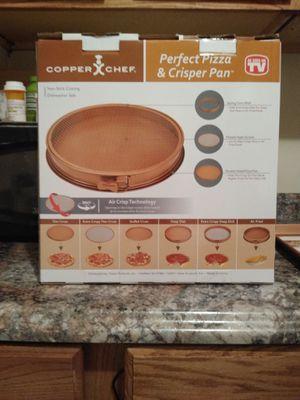 !!! COPPER CHEF PIZZA AND CRISPER PAN !!! for Sale in Lebanon, TN