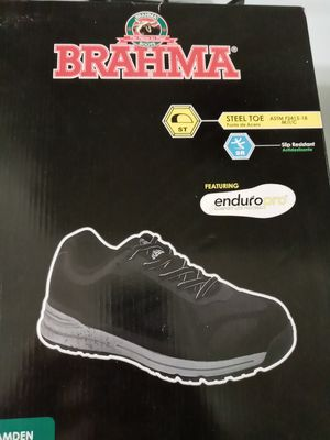 Steel toe shoes - Braham men - Size 10 for Sale in Los Angeles, CA